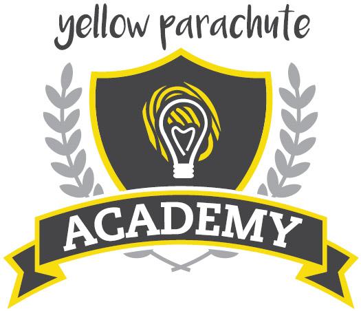 Yellow Parachute Academy Logo